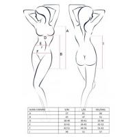 Корсаж с вырезом-сердечком Lasedi S/M