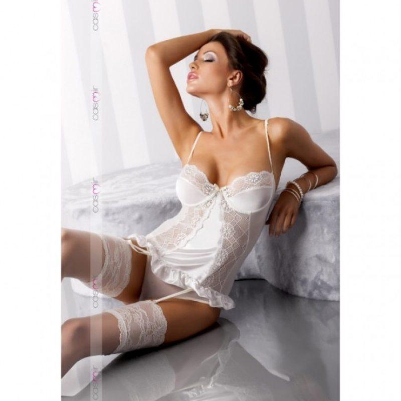Белый корсет Blanchet L/XL