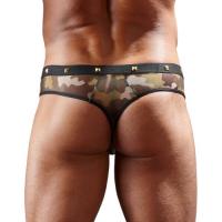 Камуфляжные стринги Men´s Pants XL