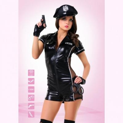 Костюм Эротический полицейский S/M