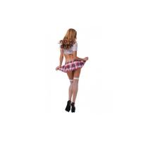 Эротический костюм школьницы L/XL