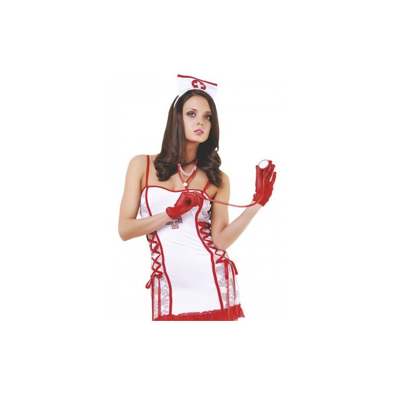 Эротический костюм медсестры S/M