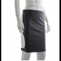 Оригинальная юбка с открытой попой