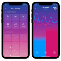 Бесконтактный стимулятор клитора Satisfyer Love Triangle с управлением через смартфон белый