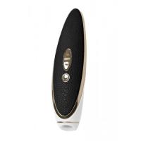 Вакуумно-волновой бесконтактный стимулятор с вибрацией Satisfyer Luxury Pret-a-Porter,чёрный