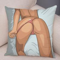 Наволочка на подушку Sexy Pose