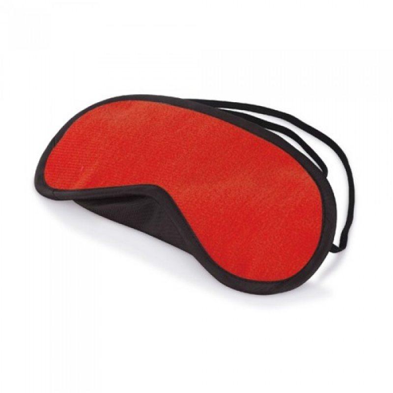 Красная маска на глаза