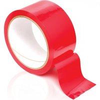 Лента Pleasure Tape красная