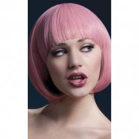 Парик каре Миа розовый Fever