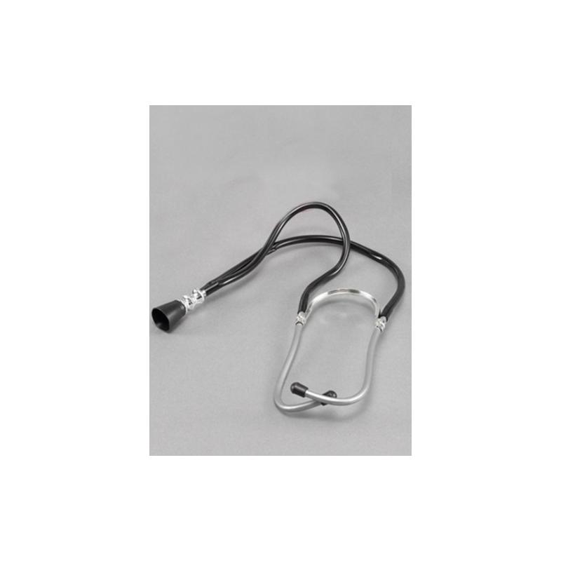 Стетоскоп медицинский черный
