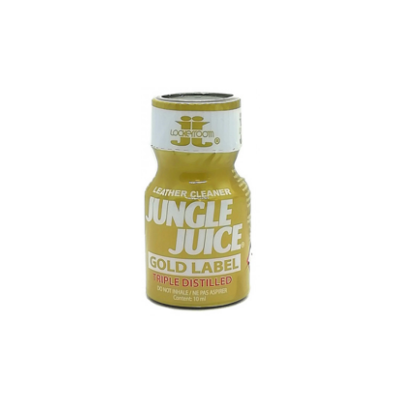 Попперс Jungle Juice Gold 10ml, Канада