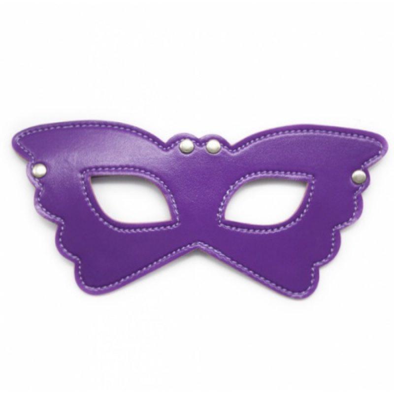 Фиолетовая маска БДСМ