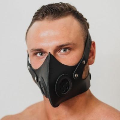 Кожаная маска Сталкер