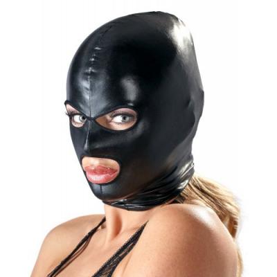 Глянцевая маска на голову WetLook Bad Kitty