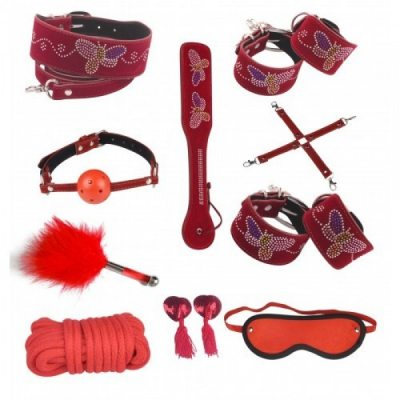 Бондажный набор Taboo Accessories Extreme Set №13