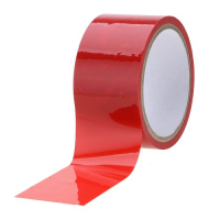 Лента для связывания красная 15 м