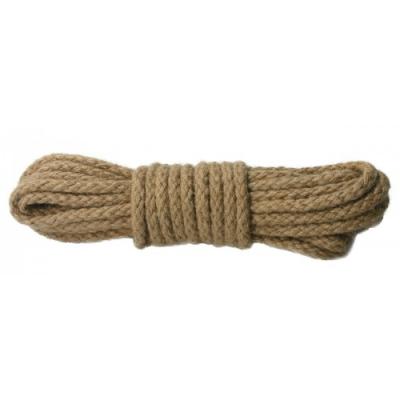 Бондажная верёвка из джута 5 метров