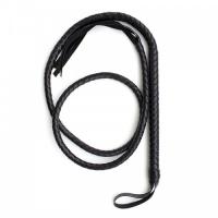 Кнут черный 190 см