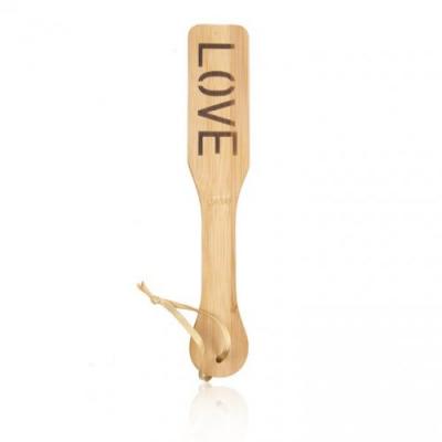 Бамбуковый пэдл Love