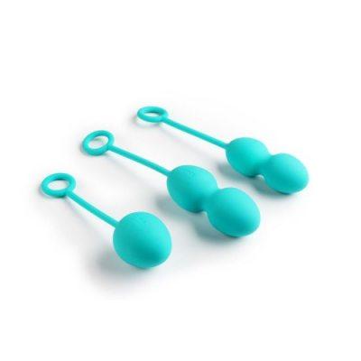 Вагинальные шарики Nova Ball со смещенным центром тяжести