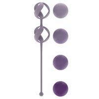 Набор вагинальных шариков Love Story Valkyrie Purple