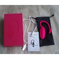 Смарт-вибратор с Bluetooth-управлением Magic Motion Flamingo