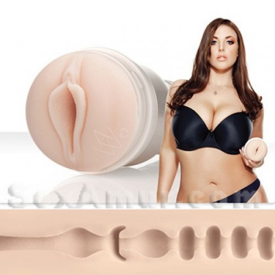 Вагина-мастурбатор Fleshlight Girls:Angela White Lotus