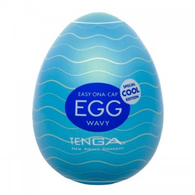 Мастурбатор яйцо Tenga Egg Cool с охлаждающим эффектом