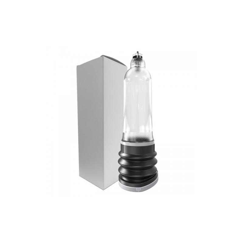 Гидропомпа для пениса K40 прозрачная