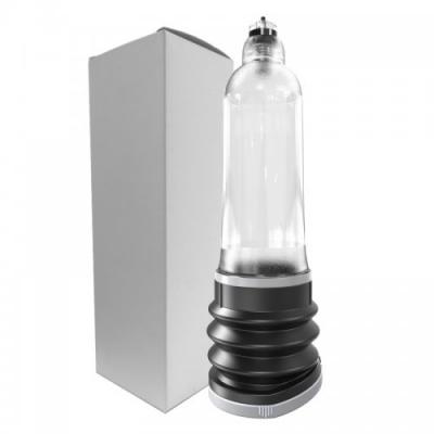 Гидропомпа для пениса K30 прозрачная