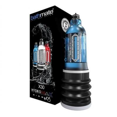 Гидропомпа Bathmate HydroMAX7 Wide Boy синяя