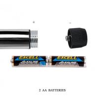 Классический вибратор и зажимы для сосков с вибрацией
