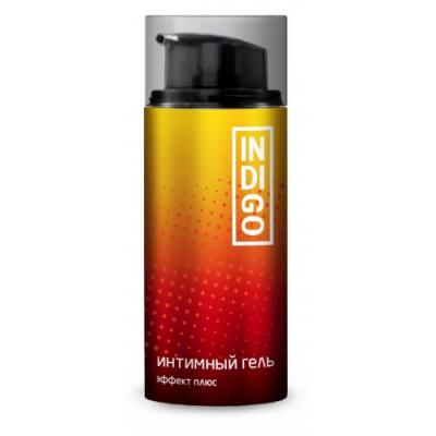 Интимная согревающая смазка Indigo эффект плюс 100 мл