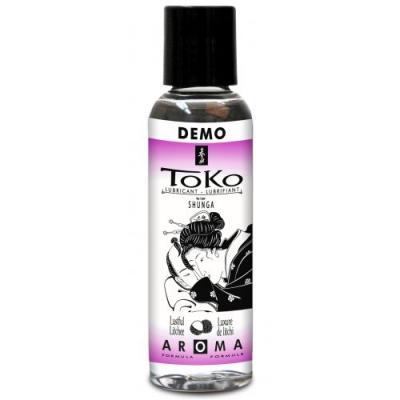 Любрикант на водной основе Shunga Toko Aroma Lustful Litchee с ароматом личи 60 мл
