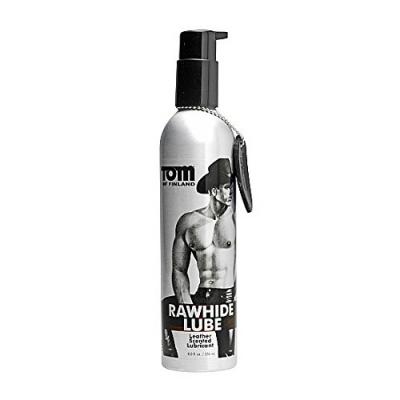 Лубрикант для анального секса с запахом кожи Tom of Finland Rawhide Leather Scented 236 мл