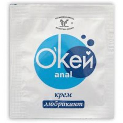 Пробник гель-любриканта Биоритм ОК Anal 4 гр