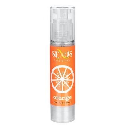 Увлажняющая смазка Sexus с ароматом апельсина 60 мл