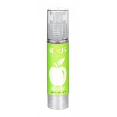 Увлажняющая смазка Sexus с ароматом яблока 60 мл