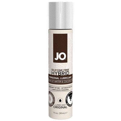 Лубрикант на основе воды и кокосового масла Jo Coco Hybrid Lubricant 30 мл