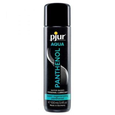 Лубрикант Pjur Aqua с пантенолом 100 мл