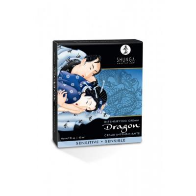 Интимный мужской крем Shunga Дракон Sensitive 60 мл