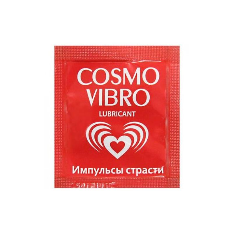 Пробник любриканта Cosmo Vibro для женщин 3 гр