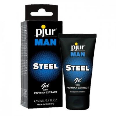 Эрекционный гель Pjur Man Steel Gel 50 мл