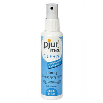Очищающий спрей Pjur med Clean Spray 100 мл