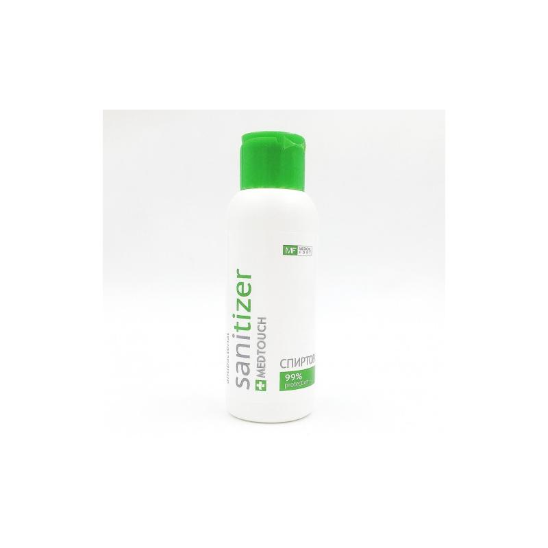 Антибактериальный гель для рук спиртовой Sanitizer Medtouch 100 мл