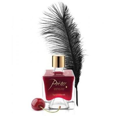 Краска для тела Poеme - Sweetheart Cherry Bijoux Indiscrets 50 гр