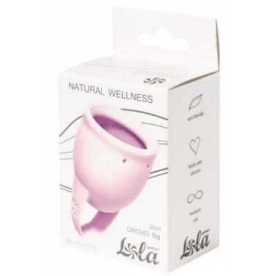 Менструальная чаша Natural Wellness Orchid Lavander 20 мл