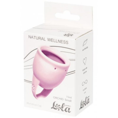 Менструальная чаша Natural Wellness Orchid Lavander 15 мл