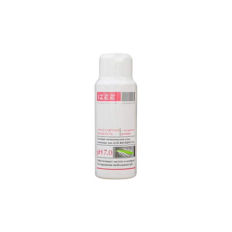 Мицеллярная жидкость для женщин с экстрактом ромашки 250 мл