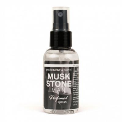 Парфюмированная вода Musk Stone man для нижнего белья 50 мл